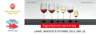 Tasting with senses at Filippino